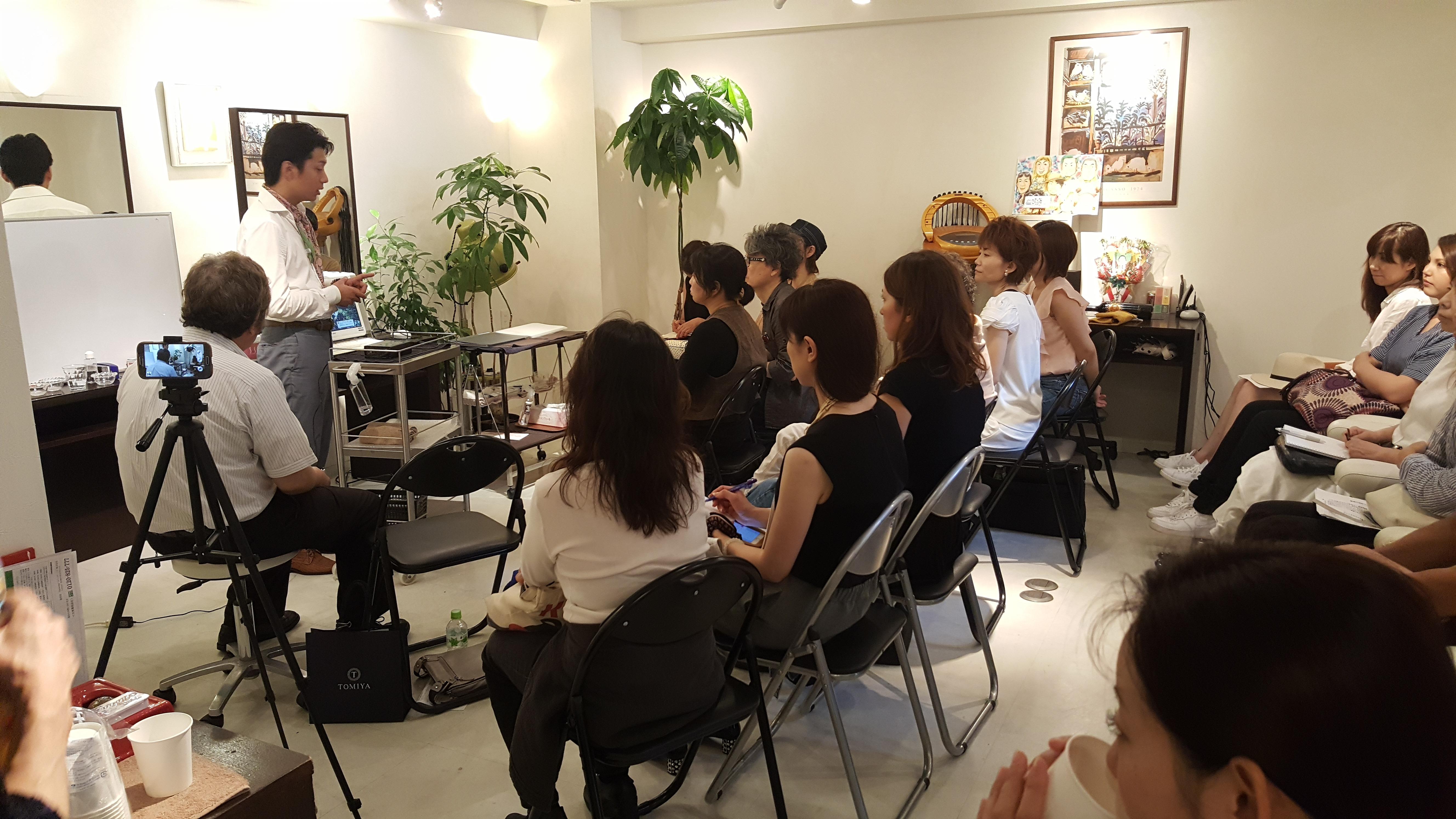 エステサロン独立・開業・副業・売上アップへの道!長野で勉強会を開催しました!