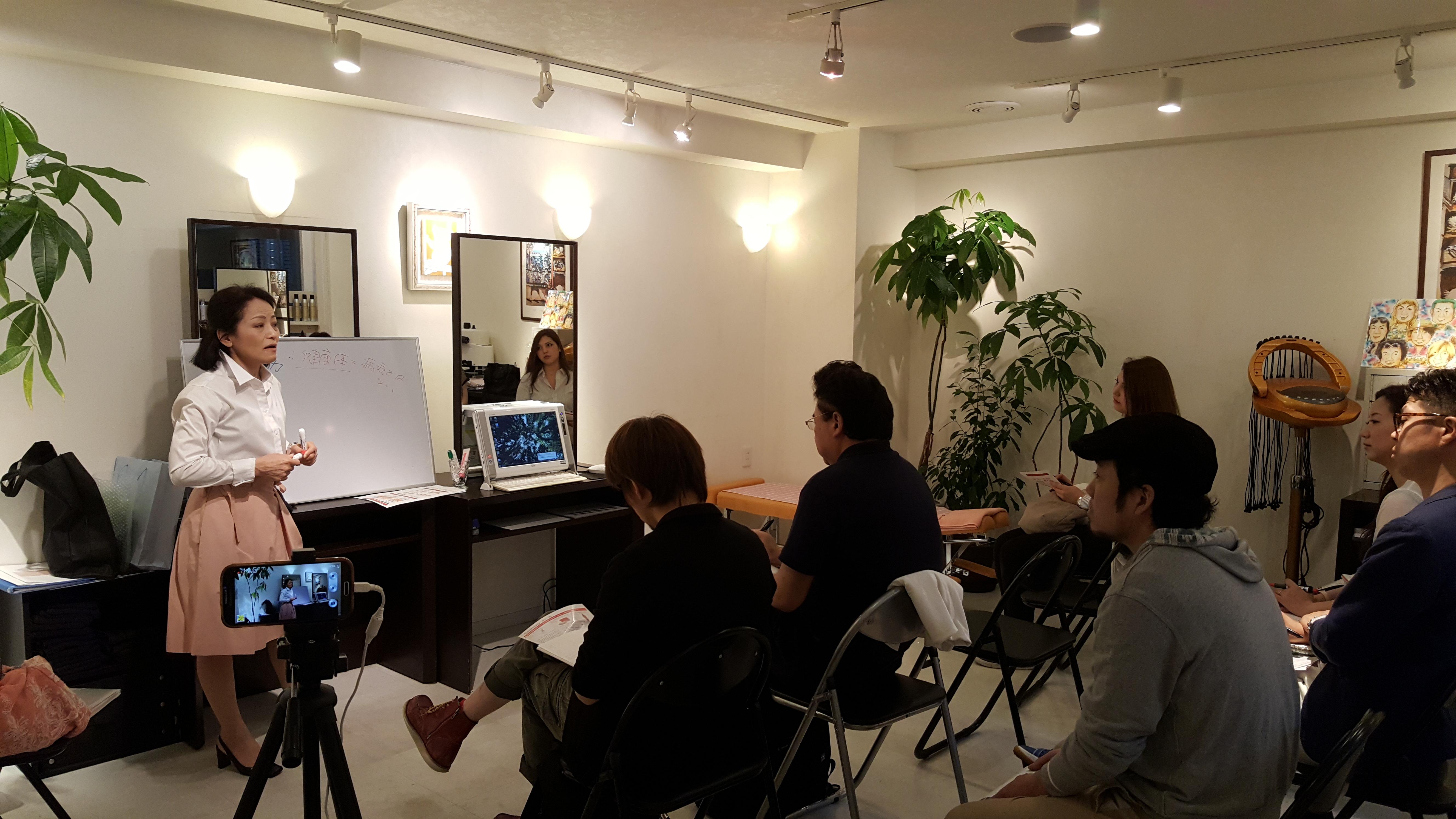 エステサロンオーナー向け!独立・開業勉強会を京都で開催しました!